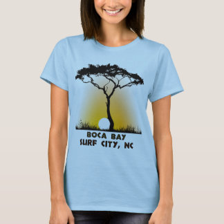 Boca Bay Surf City NC T-Shirt