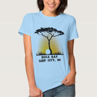 Boca Bay Surf City NC Tshirts