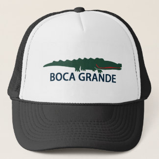 Boca Grande - Alligator. Trucker Hat