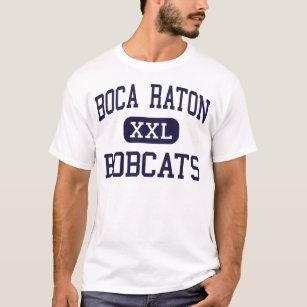 Boca Raton - Bobcats - Community - Boca Raton T-Shirt