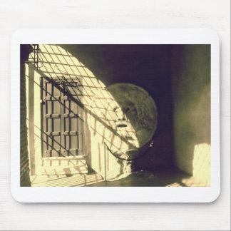Bocca della Verita (The Mouth of Truth) Mouse Pad