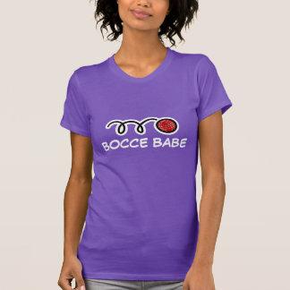 Bocce babe t shirt for women | Customizable