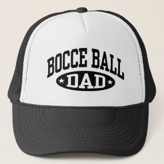Bocce Ball Dad Trucker Hat