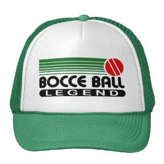Bocce Ball Legend Cap