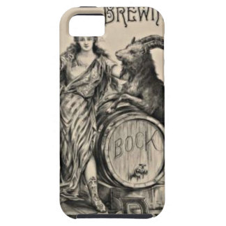 Bock Beer old advertising iPhone 5 Cover
