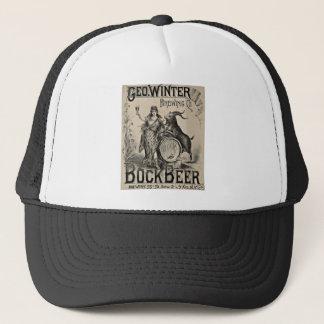 Bock Beer old advertising Trucker Hat