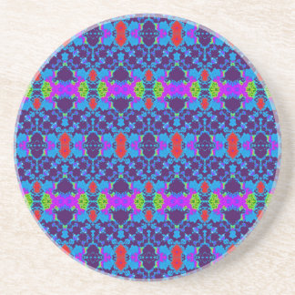 Bodacious Pattern Drink Coasters