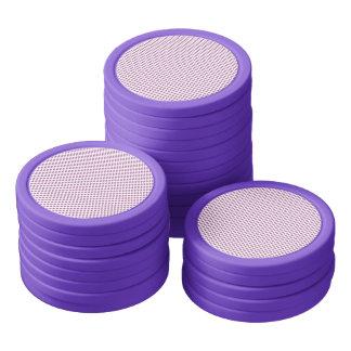 Bodacious Polka Dots Poker Chips