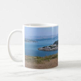 Bodega Harbor and Doran Park Coffee Mug