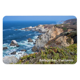 Bodega Head Rugged Coast and Trail Magnet