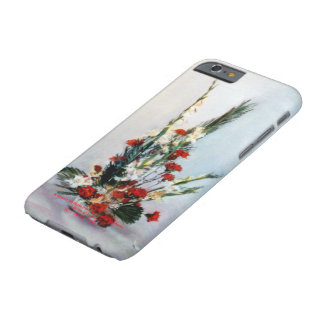 Bodegón of flowers/Still life of flowers Barely There iPhone 6 Case