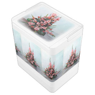 Bodegón of flowers/Still life of flowers Cooler