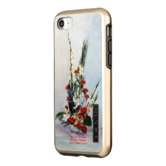 Bodegón of flowers/Still life of flowers Incipio DualPro Shine iPhone 8/7 Case