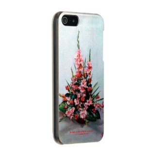 Bodegón of flowers/Still life of flowers Incipio Feather® Shine iPhone 5 Case