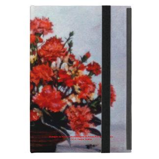 Bodegón of flowers/Still life of flowers iPad Mini Covers