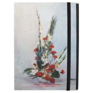 "Bodegón of flowers/Still life of flowers iPad Pro 12.9"" Case"