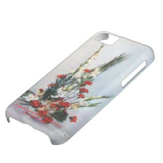 Bodegón of flowers/Still life of flowers iPhone 5C Case