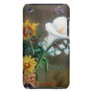 Bodegón of flowers/Still life of flowers iPod Touch Cases