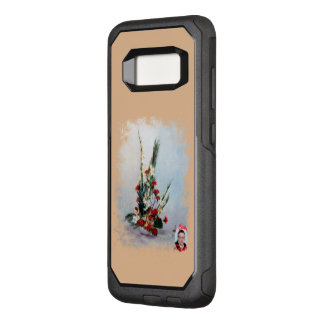 Bodegón of flowers/Still life of flowers OtterBox Commuter Samsung Galaxy S8 Case
