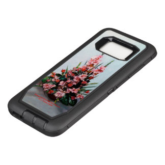 Bodegón of flowers/Still life of flowers OtterBox Defender Samsung Galaxy S8 Case