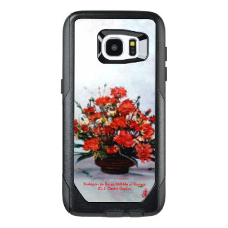 Bodegón of flowers/Still life of flowers OtterBox Samsung Galaxy S7 Edge Case