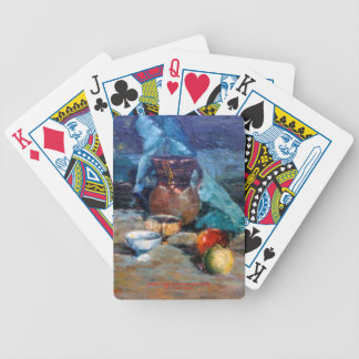 Bodegón to spatula/Natureza morta/Still life Bicycle Playing Cards