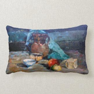 Bodegón to spatula/Natureza morta/Still life Lumbar Cushion
