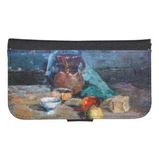 Bodegón to spatula/Natureza morta/Still life Samsung S4 Wallet Case