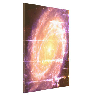 Bode's Galaxy Grunge Canvas Print