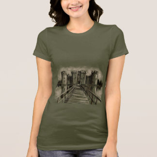 Bodiam Castle - East Sussex, UK T-Shirt