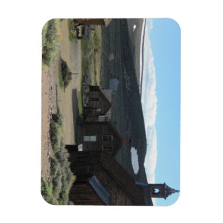 Bodie Ghost Town Rectangular Photo Magnet