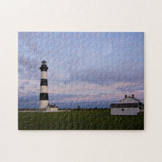 Bodie Island Light Jigsaw Puzzle