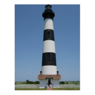 Bodie Island Light Wide Post Card