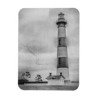"""Bodie Island Lighthouse 3"""" x 4"""" Magnet"""