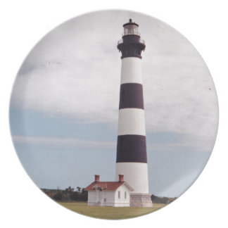 Bodie Island Lighthouse Plate