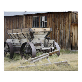 Bodie State Historic Park, CA Poster