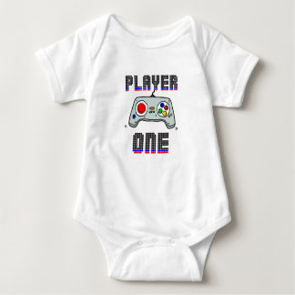 BODY BABY - GAME PLAYER ONE BABY BODYSUIT