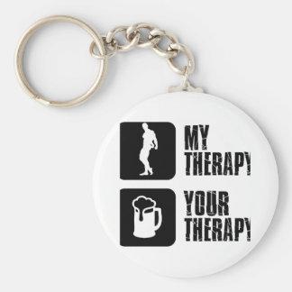 body build my therapy designs keychain