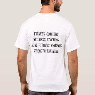 Body By Kristi Personal Training Men's T-Shirt