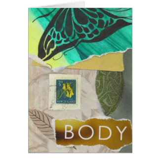 Body by Nature Card
