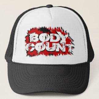 BODY COUNT Trucker Hat