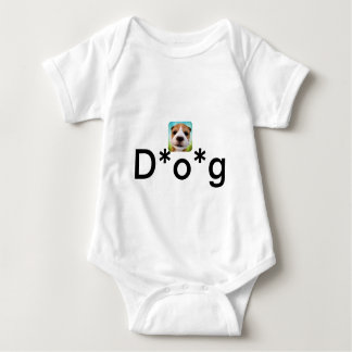 Body Dog twelve meters Baby Bodysuit