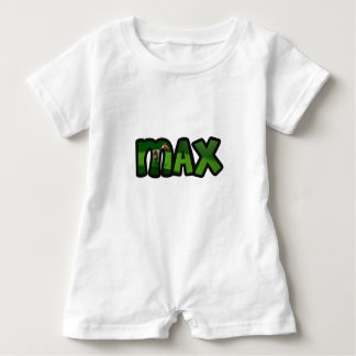 Body drinks customized summer Max Baby Bodysuit
