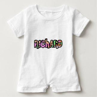 Body drinks customized summer Richard Baby Bodysuit