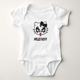 Body for drinks - Baby Body - Hello Kissy Baby Bodysuit