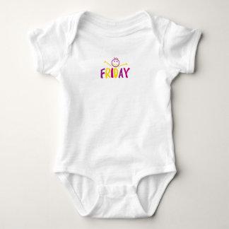 body Friday Baby Bodysuit