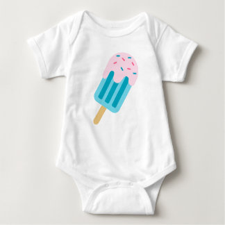 Body frozen baby baby bodysuit