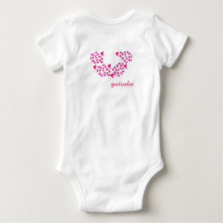 Body Girl (Good looking Princesinha/) Baby Onesie