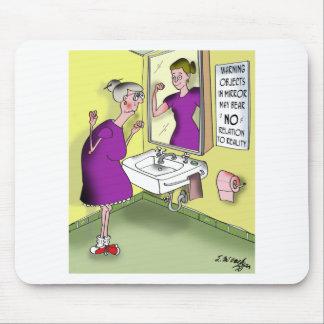 Body Image Cartoon 9419 Mouse Pad