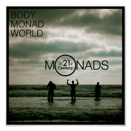 Body Monad World Print